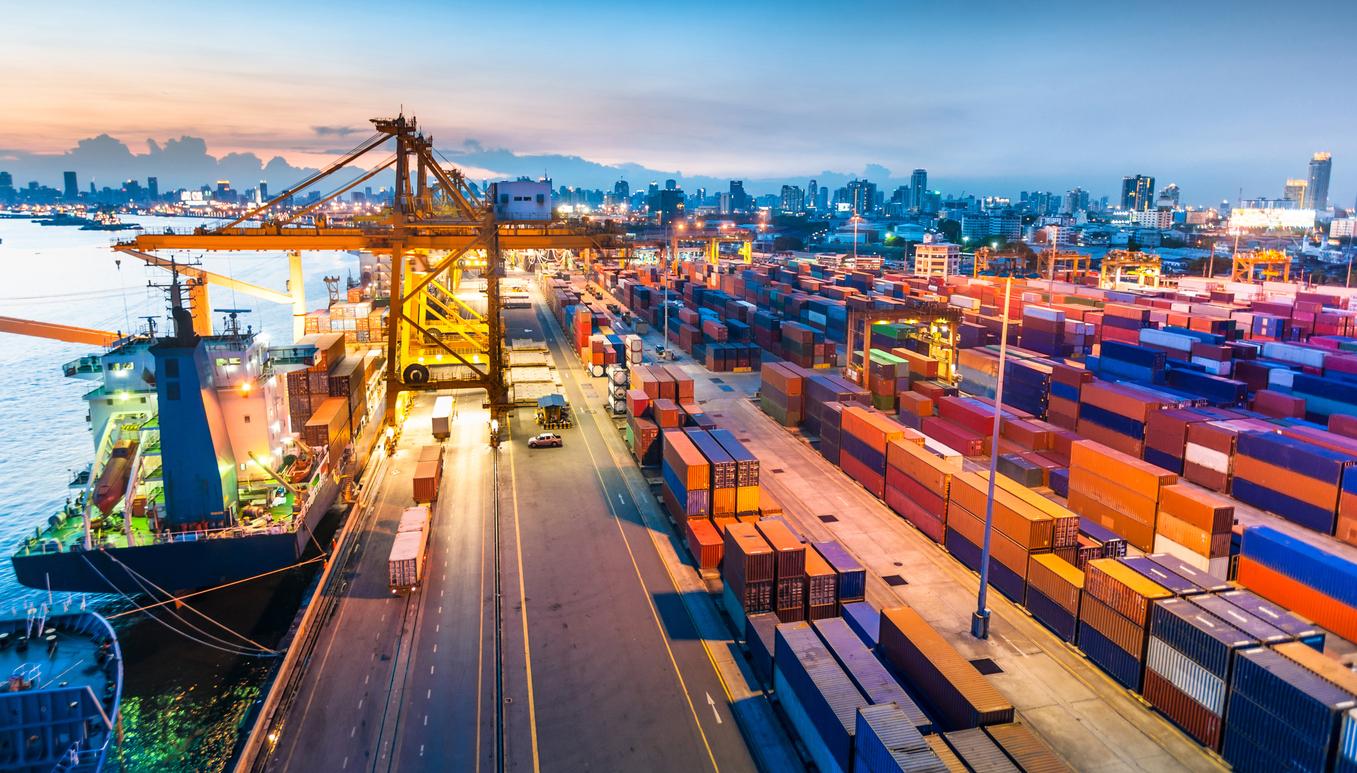 sveriges import och export