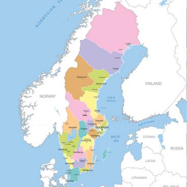 Vad är regioner?