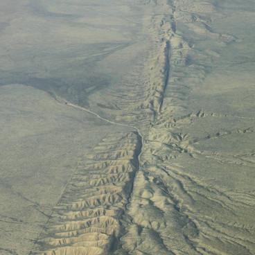 San Andreas-förkastningen