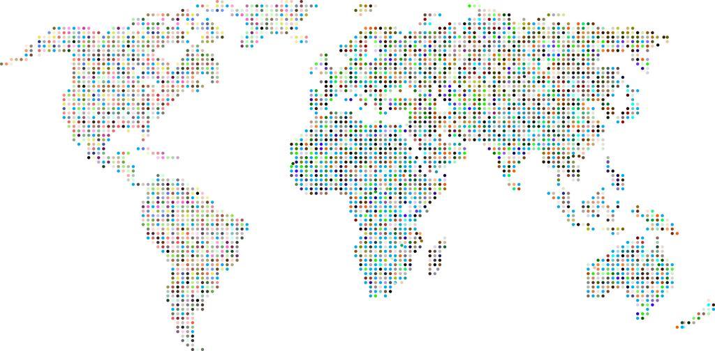 världens största länder